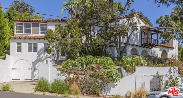 14739 Mc Kendree Avenue, Pacific Palisades, CA 90272 (#18396824) :: PLG Estates