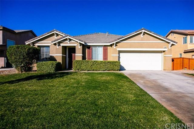 2343 Travertine Street, Rosamond, CA 93560 (#SR18250855) :: Group 46:10 Central Coast
