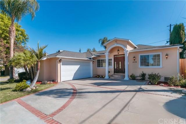 4938 Alonzo Avenue, Encino, CA 91316 (#SR18250920) :: Mainstreet Realtors®