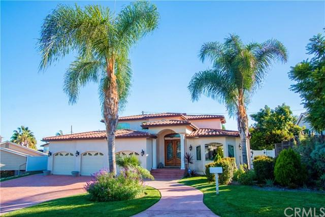 1946 Upland Street, Rancho Palos Verdes, CA 90275 (#OC18242920) :: Millman Team