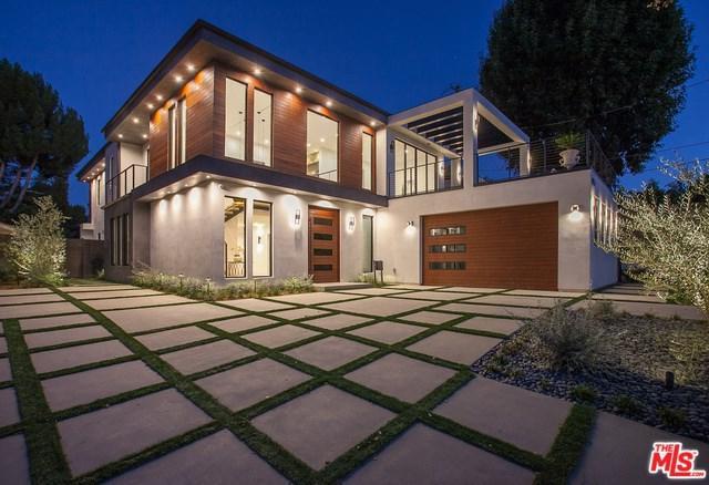 4854 Alonzo Avenue, Encino, CA 91316 (#18396022) :: Mainstreet Realtors®