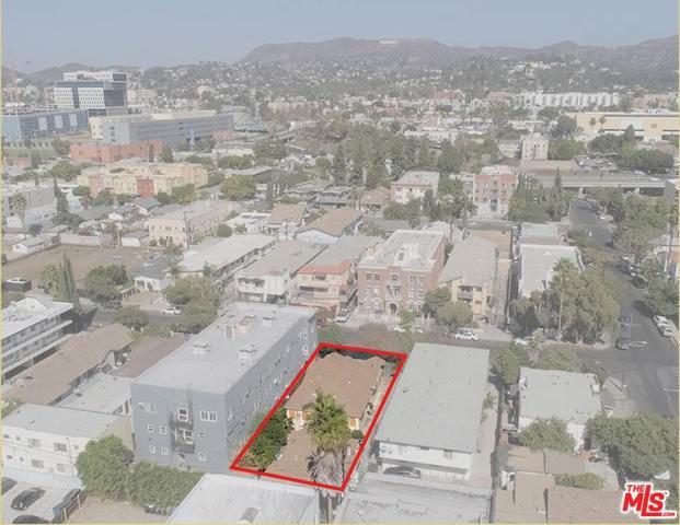 5612 Lexington Avenue, Los Angeles (City), CA 90038 (#18397208) :: PLG Estates