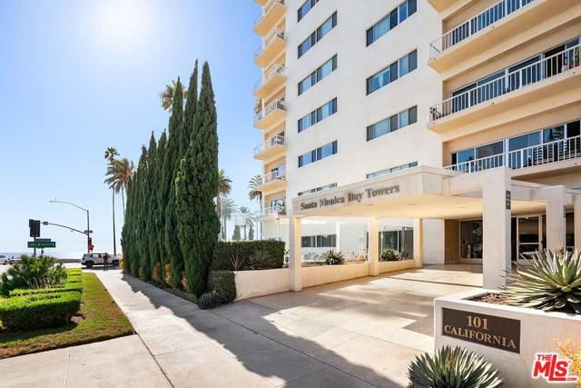 101 California Avenue #303, Santa Monica, CA 90403 (#18397182) :: PLG Estates