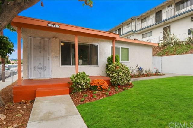 141 S Mesa Street, San Pedro, CA 90731 (#PW18251003) :: Millman Team