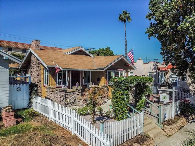 1031 S Cabrillo Avenue, San Pedro, CA 90731 (#SB18236478) :: Millman Team