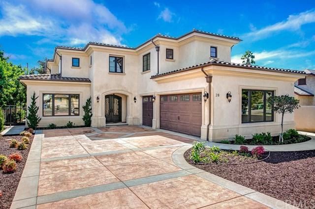 28 W Norman Avenue, Arcadia, CA 91007 (#AR18217520) :: Millman Team