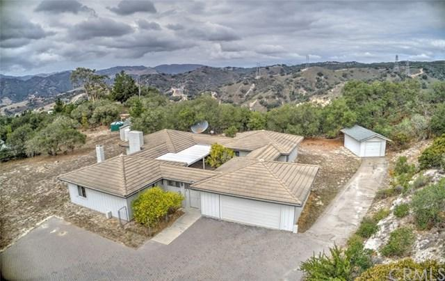 340 Indian Knob Road, San Luis Obispo, CA 93401 (#PI18250089) :: Team Cooper | Keller Williams Realty Chico Area