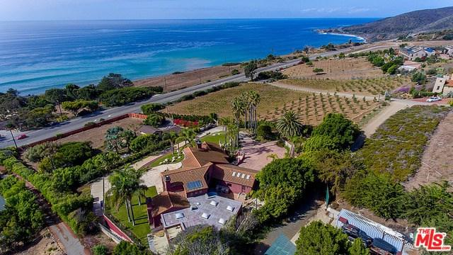 33961 Pacific Coast Highway, Malibu, CA 90265 (#18397300) :: PLG Estates