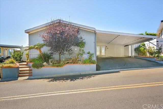 2275 W 25th Street #96, San Pedro, CA 90732 (#PV18250363) :: Millman Team