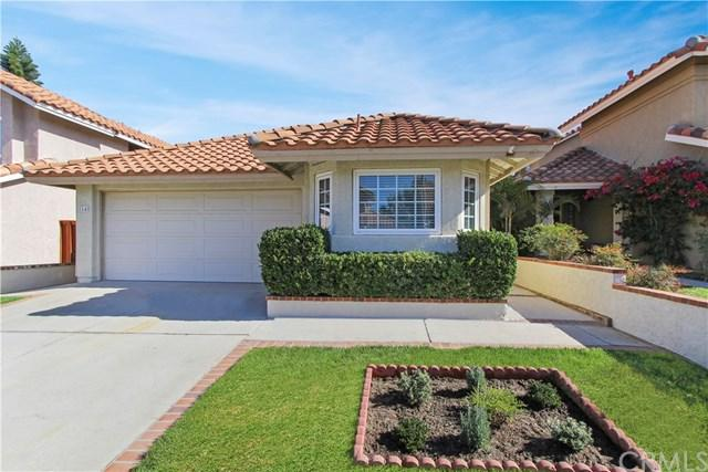 14 Dewberry, Rancho Santa Margarita, CA 92688 (#OC18251339) :: Doherty Real Estate Group