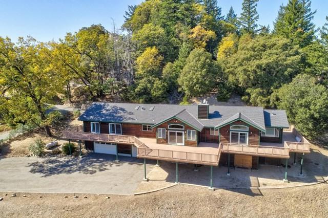 21001 Shear Creek Road, Outside Area (Inside Ca), CA 95033 (#ML81727792) :: Fred Sed Group