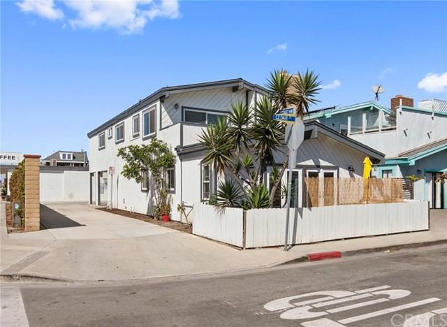 203 Cedar Street, Newport Beach, CA 92663 (#NP18249974) :: DSCVR Properties - Keller Williams
