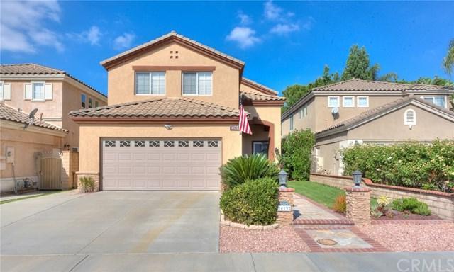 14132 Deerbrook Lane, Chino Hills, CA 91709 (#TR18251515) :: The Laffins Real Estate Team