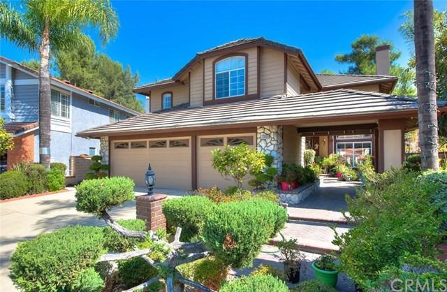 13909 Ravenwood Drive, Chino Hills, CA 91709 (#TR18251587) :: The Laffins Real Estate Team