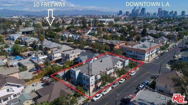 2327 S Budlong Avenue, Los Angeles (City), CA 90007 (#18397000) :: PLG Estates