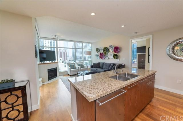 1205 Pacific Hwy #1204, San Diego, CA 92101 (#CV18251350) :: The Laffins Real Estate Team