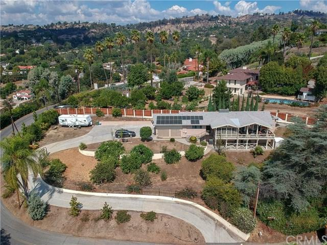 310 E Avocado Crest Road, La Habra Heights, CA 90631 (#PW18251890) :: The Laffins Real Estate Team