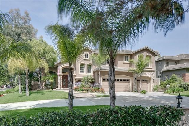 1403 N Euclid Avenue, Upland, CA 91786 (#CV18251944) :: The Laffins Real Estate Team