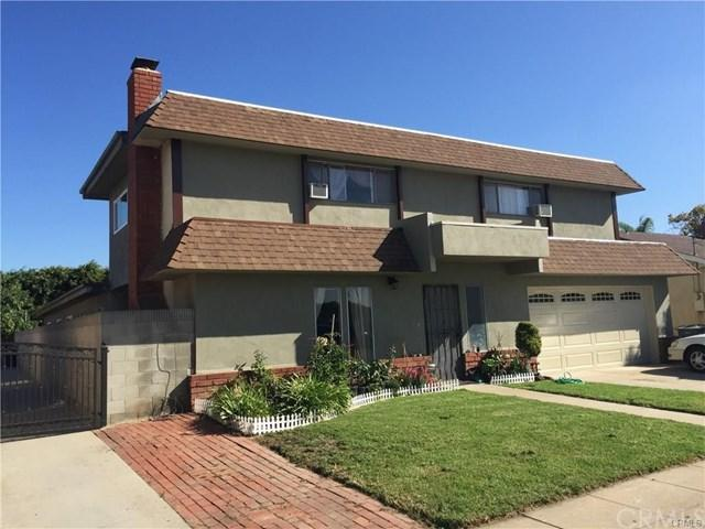 1513 W 162nd Street, Gardena, CA 90247 (#SB18251997) :: Fred Sed Group
