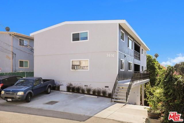 3616 Marcia Drive, Los Angeles (City), CA 90026 (#18397656) :: The Laffins Real Estate Team