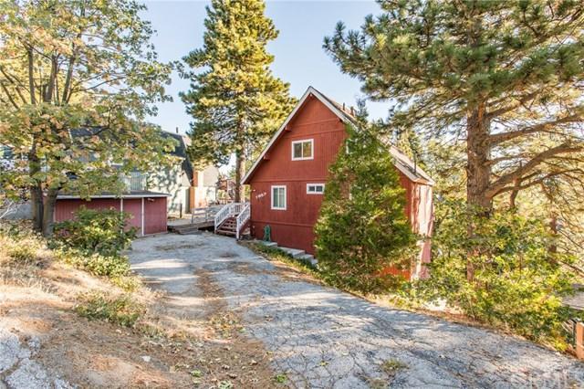 1957 Nob Hill Drive, Running Springs Area, CA 92382 (#EV18252062) :: Allison James Estates and Homes
