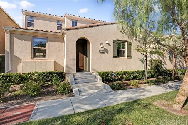 20387 Pienza Lane, Porter Ranch, CA 91326 (#SR18252050) :: The Laffins Real Estate Team