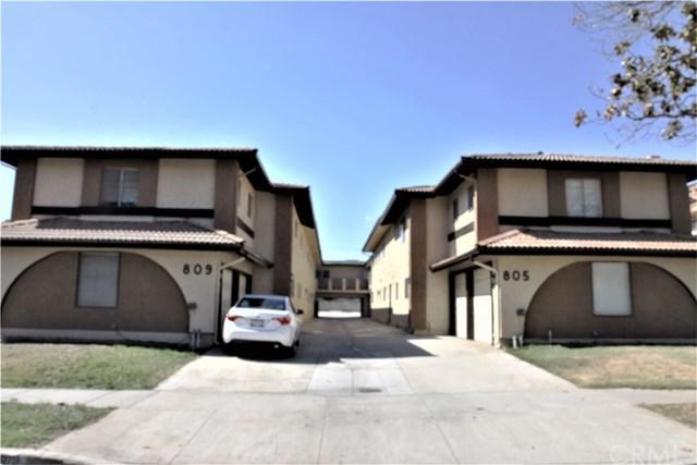 809 S Stoneman Avenue, Alhambra, CA 91801 (#AR18249417) :: Mainstreet Realtors®