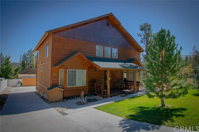 296 Lofty View Drive, Big Bear, CA 92314 (#IG18252187) :: Millman Team