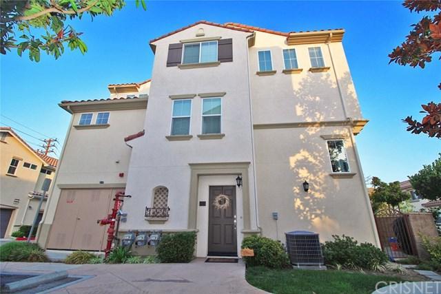 15633 Odyssey Drive #55, Granada Hills, CA 91344 (#SR18252344) :: Millman Team