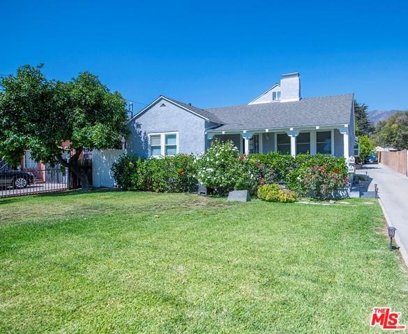 503 Royce Street, Altadena, CA 91001 (#18397360) :: Millman Team