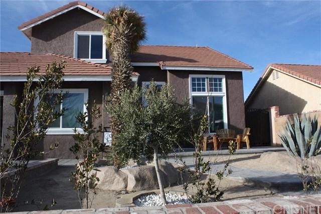 2603 Cold Creek Avenue, Rosamond, CA 93560 (#SR18252370) :: Group 46:10 Central Coast