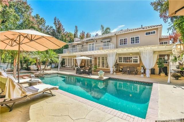 5110 Gloria Avenue, Encino, CA 91436 (#SR18252484) :: Mainstreet Realtors®