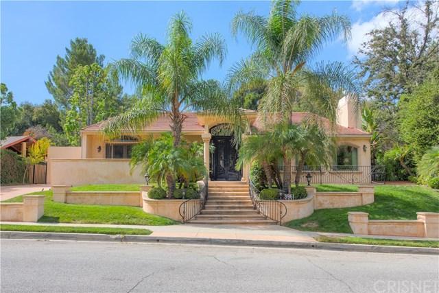 3961 Vanalden Avenue, Tarzana, CA 91356 (#SR18250954) :: Mainstreet Realtors®