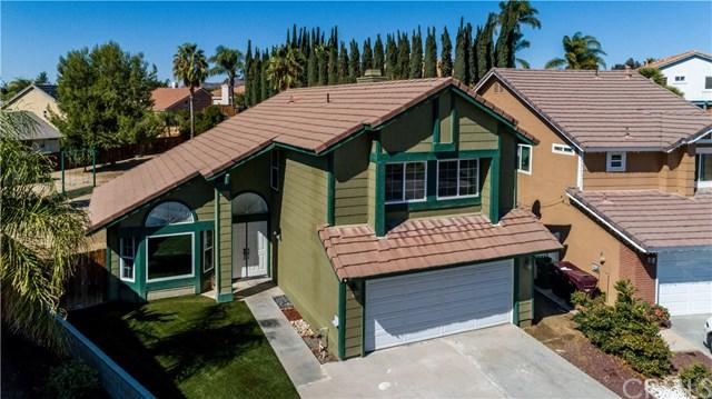 23850 Red Clover Circle, Murrieta, CA 92562 (#SW18245568) :: The Laffins Real Estate Team