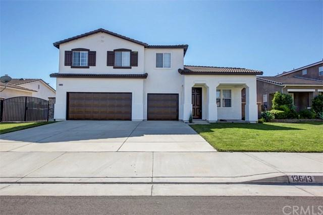 13643 Canyon Crest Way, Eastvale, CA 92880 (#IV18251674) :: The Laffins Real Estate Team