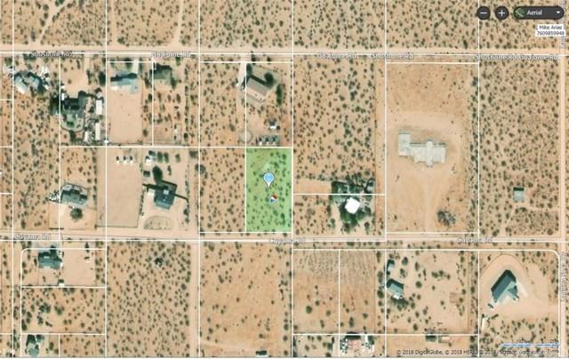 0 Cuyama, Apple Valley, CA  (#EV18252776) :: The Laffins Real Estate Team