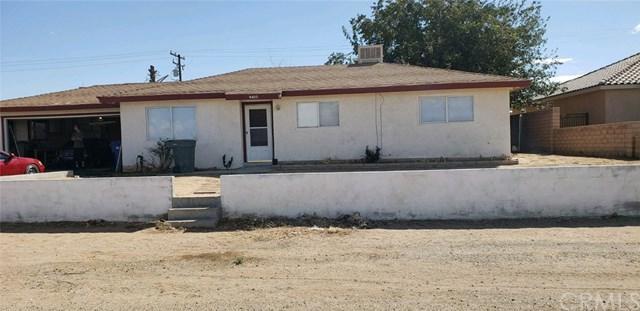 8400 Redwood Boulevard, California City, CA 93505 (#CV18252789) :: Group 46:10 Central Coast