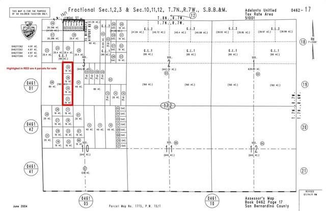 0 Vacant Land, Adelanto, CA 92301 (#EV18252707) :: The Laffins Real Estate Team