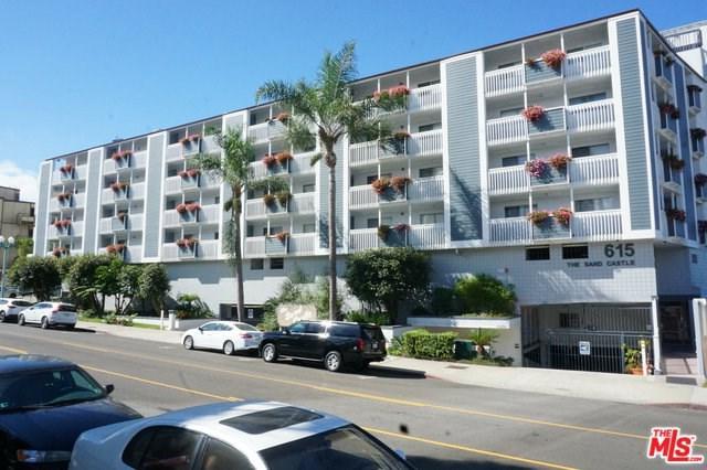 615 Esplanade #305, Redondo Beach, CA 90277 (#18397796) :: Millman Team