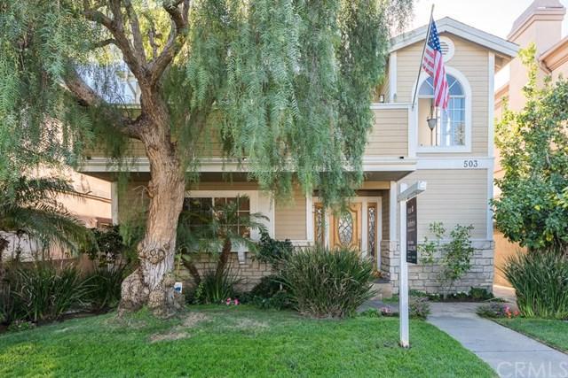 503 N Maria Avenue A, Redondo Beach, CA 90277 (#SB18253117) :: Millman Team