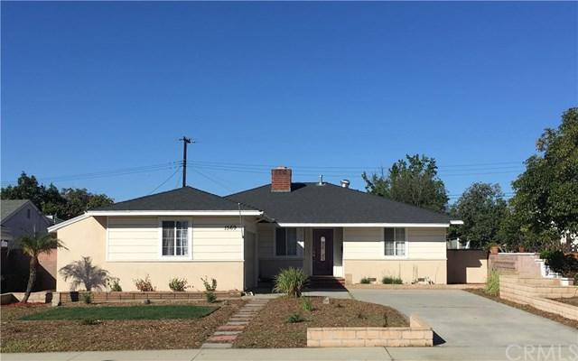 1569 N Caswell Avenue, Pomona, CA 91767 (#TR18252114) :: Millman Team