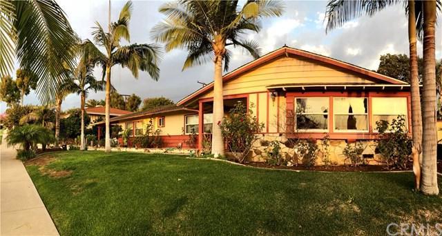 1222 Casa Del Rey Drive, La Habra Heights, CA 90631 (#PW18253142) :: Millman Team