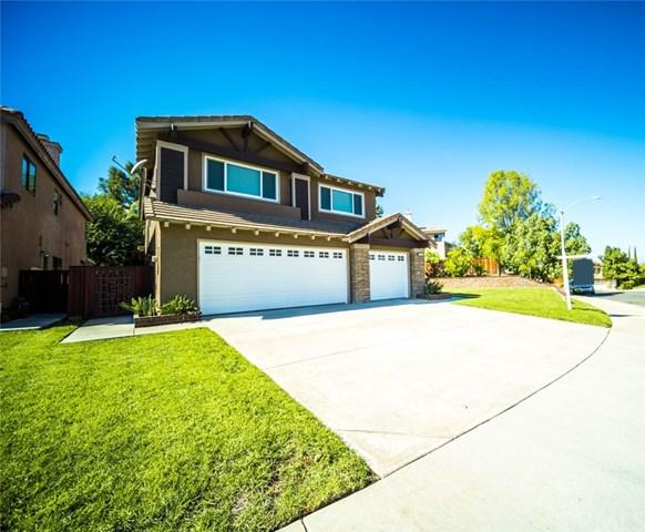 22939 Zinnia Circle, Corona, CA 92883 (#IG18233482) :: Millman Team