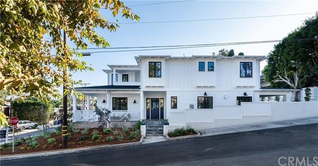 2921 Laurel Avenue, Manhattan Beach, CA 90266 (#SB18252723) :: Barnett Renderos