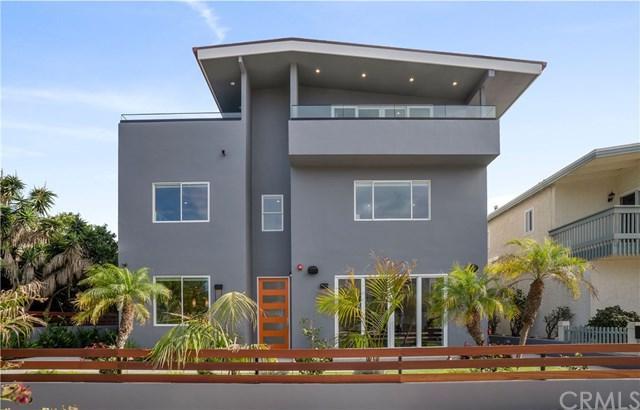 424 20th Street, Manhattan Beach, CA 90266 (#SB18247495) :: Barnett Renderos