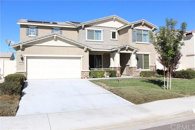 1086 Viscano Court, Perris, CA 92571 (#IV18253268) :: Millman Team