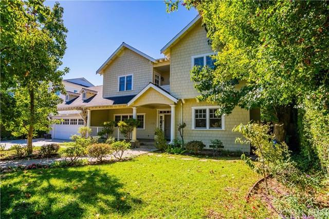4439 Firmament Avenue, Encino, CA 91436 (#SR18253287) :: Mainstreet Realtors®