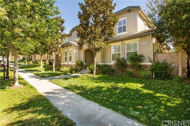 11506 Wistful Vista Way, Porter Ranch, CA 91326 (#SR18253321) :: Millman Team