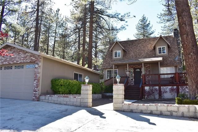 5784 Victorville Street, Wrightwood, CA 92397 (#IV18249676) :: Group 46:10 Central Coast