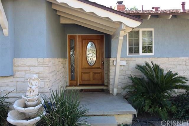 10324 Aldea Avenue, Granada Hills, CA 91344 (#SR18253423) :: Millman Team